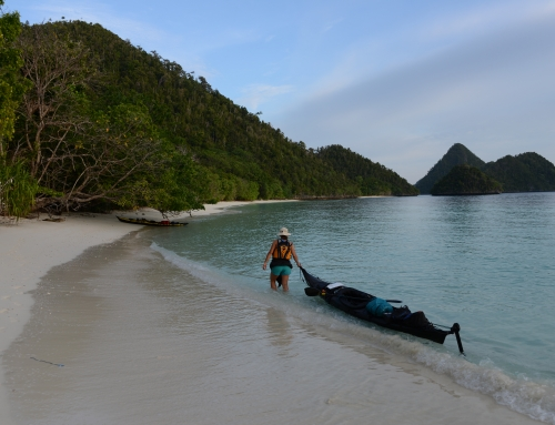 Med kajak i paradiset – Raja Ampat, hjärtat i koralltriangeln