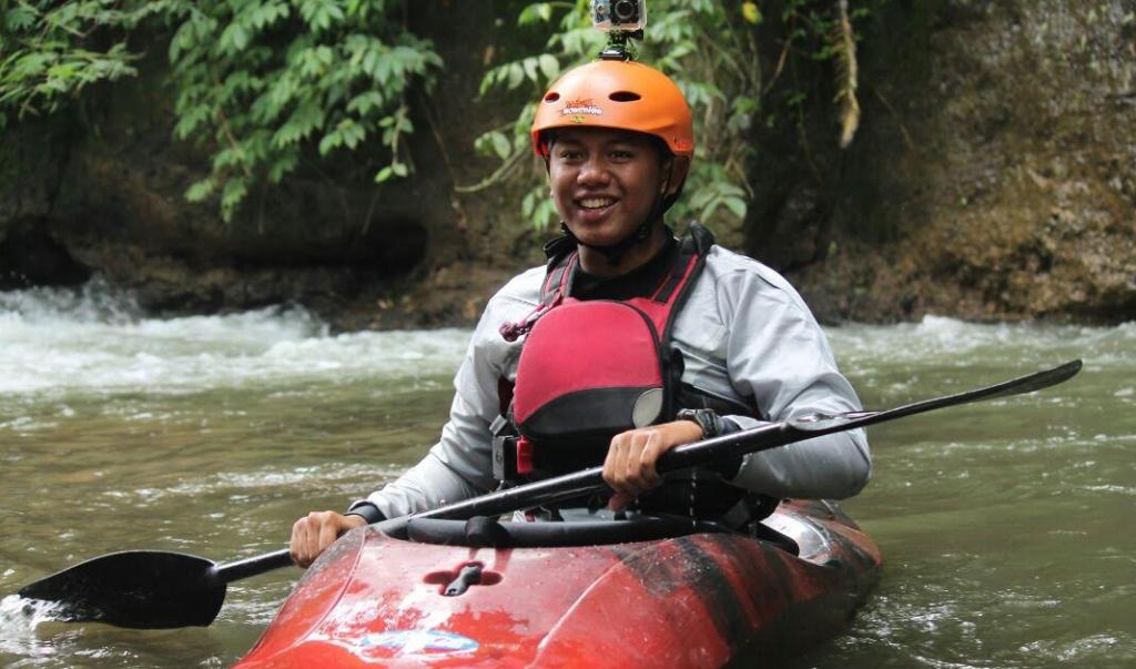 Gilang Mutan / lokal guide